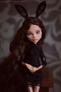 OOAK Monster High Cleo de Nile by Juli Sidorova ☜♡☞