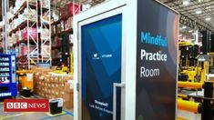 Amazon offers 'wellness chamber' for stressed staff - BBC News Meditation Videos, Guided Meditation, Amazon Shows, Warehouse Worker, Small Computer, Read Image, Twitter Video, Business Studies, Small Potted Plants