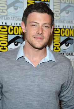 Cory Monteith, rest in peace you good looking piece.