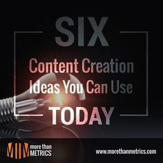 Feeling Uninspired? Try These 6 Content Creation Ideas