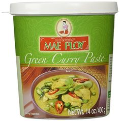Mae Ploy Thai Green Curry Paste - 14 oz jar Mae Ploy http://www.amazon.com/dp/9742356831/ref=cm_sw_r_pi_dp_F1OUwb10ARK1E