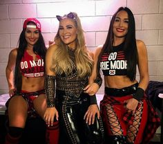 The official home of the latest WWE news, results and events. Get breaking news, photos, and video of your favorite WWE Superstars. The Bella Twins, Bella Sisters, Nikki And Brie Bella, Cool Instagram, Best Instagram Photos, Wwe Divas Paige, Wwe Nxt Divas, Paige Wwe, Wrestling Divas