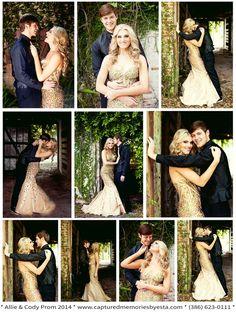 Allie + Cody – Senior Prom 2014 – Lake City, Fl Photographer