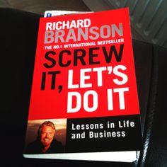 Great book, screw it lets do it