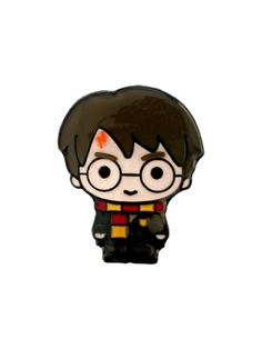 Good Feel The Magic Of The Chosen One With This Boy Wizard Pin Badge Which Is  Sure