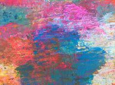 "Saatchi Art Artist Karin Aherne Jansen; Painting, ""Winter Flowers"" #art"