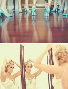 Heidi + Todd via Our Labor of Love {wedding planning: www.ashleybaberweddings.com}