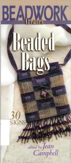 Gallery.ru / Фото #1 - Beaded Bags - 30 Designs edited by J.Campbell - svmur51