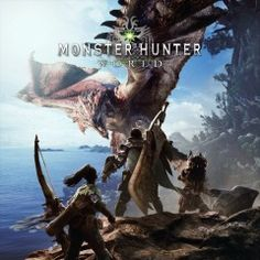 "Interesting in ""Gamers"" ⭐ GAME INFO Monster Hunter World January 2018 Platform: PlayStation Xbox One, PC (Fall Publisher: Capcom Developer: Capcom Ever since the Resident Evil 5, Shadow Of The Colossus, Mega Man, Live Action, Gravity Falls, Monster Hunter World Wallpaper, Dragons, Monster Hunter Series, Hunter Games"