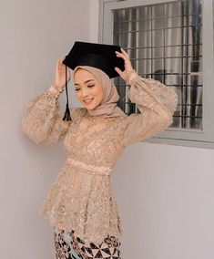 Model Kebaya Muslim, Model Kebaya Brokat Modern, Kebaya Modern Hijab, Dress Brokat Modern, Kebaya Hijab, Dress Brokat Muslim, Dress Muslim Modern, Kebaya Lace, Batik Kebaya