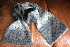 En gang imellem er det dejligt at nusse med et lidt fint strikketøj på lidt tyndere pinde, og resultatet bliver jo derefter. Jeg indrømmer, at tørklædet har været sådan et on-and-of strikketøj, som er blevet taget frem, når jeg ikke lige har haft andet i gang. Det tynde uld/polyamidgarn skifter selv farve og gør det spændende at strikke med –…