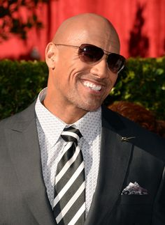 Dwayne Johnson Photos: Arrivals at the ESPYS — Part 4