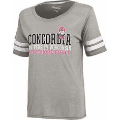 Champion® Concordia University Wisconsin Women's Eco Breast Cancer Awareness T-Shirt $24.00