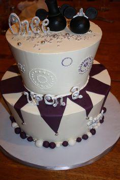 Disney cake, SO adorable!