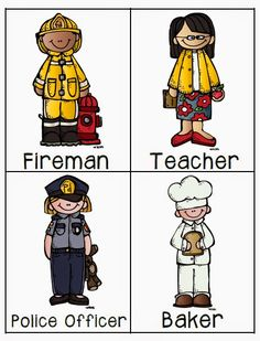 THE TEACHING EXPRESS: WHO ARE THE PEOPLE IN YOUR NEIGHBORHOOD? learning about community helpers