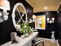 Color 101: Learn the Underlying Meaning of Your Favorite Shades | HGTV >> http://www.hgtv.com/design/decorating/color/color-meanings-pictures?soc=pinterest