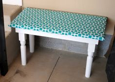 Cool DIY Bench