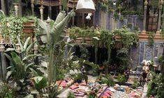 "Palace of Nebuchadnezzar in Babylon, from the film ""Alexander"" (2004)"