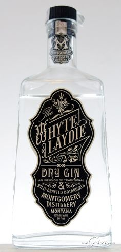Whyte Laydie Dry Gin