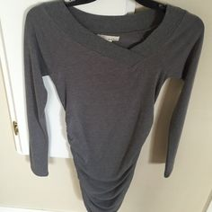 Bundle & Save! Cute gray sweater dress! Cute fit!  Great condition Dresses Mini