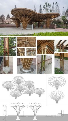 The Bamboo Garden Atelier Rep Arch O Bamboo Architecture Design ~ der bambusgarten atelier repräsentant arch o bamboo architecture design The Bamboo Garden Atelier Rep Arch O Bamboo Architecture Design ~ Model Architecture, Atelier Architecture, Architecture Design Concept, Architecture Durable, Pavilion Architecture, Futuristic Architecture, Sustainable Architecture, Contemporary Architecture, Interior Architecture