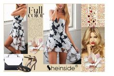 """""""Sheinside II/1"""" by ena-ena ❤ liked on Polyvore featuring мода и Sheinside"""