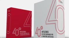 Project For School Anniversary by Micol Montesanti, via Behance
