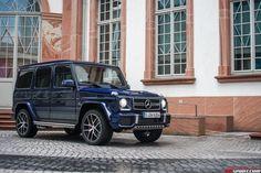 Mercedes-Benz G 63 AMG 463 Edition