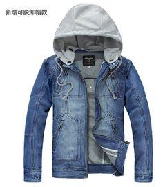 perfect hoodie-d jean jacket