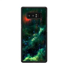 Green Galaxy Samsung Galaxy Note 8 Case   Caserisa