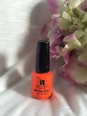 Image result for red carpet manicure tangerine on the rocks
