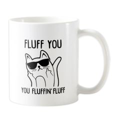 Our adorable cat mugs make great gifts for cat loving people at any time of the year. Get your fill with a sweet or funny cat mug that will brighten your day. Cat Lover Gifts, Cat Gifts, Cat Lovers, Cute Cats, Funny Cats, Cat Themed Gifts, Cat Mug, Brighten Your Day, Love People