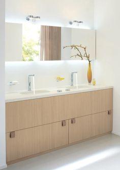 Grohe håndvaskarmatur #Grohe #bathroom #håndvaskarmatur #armatur #badeværelse #vvscomfort