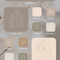 Nude Aesthetic IPhone iOS 14 App icons Theme Pack Cream Beige | Etsy Apple Tv, Apple Watch, Facebook Messenger, Evernote, Lightroom, Fitbit, Ios, Google Docs, Facetime