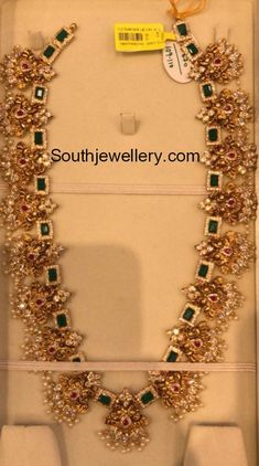 Indian Jewellery Designs - Page 2 of 1785 - Latest Indian Jewellery Designs 2020 ~ 22 Carat Gold Jewellery one gram gold Real Gold Jewelry, Gold Wedding Jewelry, Gold Jewelry Simple, Bridal Jewelry, Diamond Jewelry, Bridal Bangles, Prom Jewelry, Delicate Jewelry, Simple Necklace