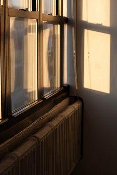 radiator shadows.