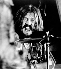 """John Bonham - John Henry Bonham (31 May 1948 – 25 September 1980) was an English musician and songwriter, best known as the drummer of Led Zeppelin. Bonham was esteemed for his speed, power, fast right foot, distinctive sound, and """"feel"""" for the groove. He is widely considered to be one of the greatest drummers in the history of rock music. Rolling Stone readers named him the """"best drummer of all time"""" in 2011."""