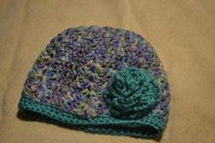 Made this hat for Jasmine