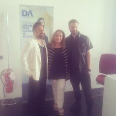Fashion Hub #5 appointment with Ennio Capasa and lldo Damiano (with images, tweets) · DomusAcademy · Storify