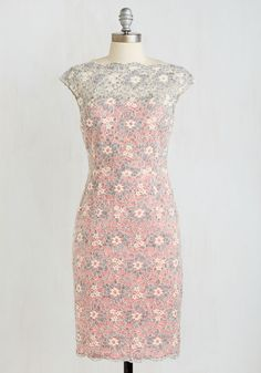 Customized Cocktails Dress. Ill take something light and sweet with a hint of strawberry! #multi #wedding #modcloth