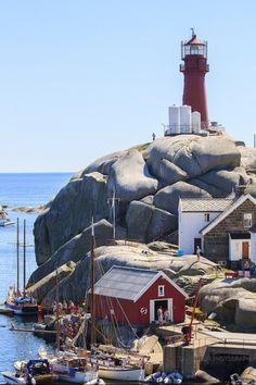 ♖ Svenner Lighthouse, Larvik, Norway