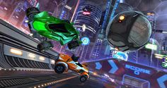 Rocket League update 1.34 brings back Neo Tokyo and Tokyo Underpass