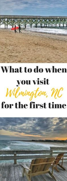 What to Do When You Visit Wilmington, North Carolina for the First Time. United States Source by nug Wilmington North Carolina, North Carolina Vacations, North Carolina Beaches, Wilmington Nc Beach, South Carolina, North Carolina Hiking, Visit North Carolina, Moving To North Carolina, Outer Banks North Carolina