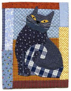kidpix: Текстильные иллюстрации от Ewa Kozyra-Pawlak