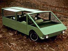 Citroen Kar-a-Sutra Concept (1972)