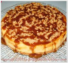 karamelli cheesecake