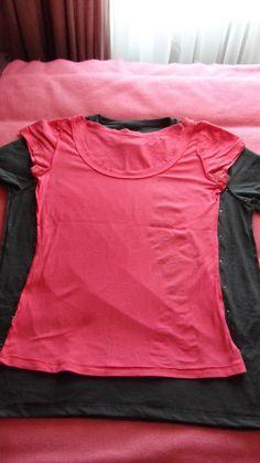 Boy's Shirt To Girl's Shirt