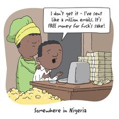 Meanwhile in Nigeria