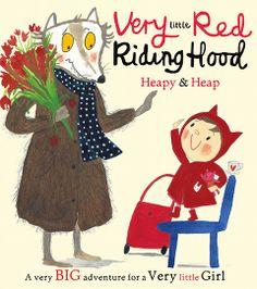 Very Little Red Riding Hood | Teresa Heapy