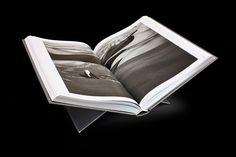 Bookstand Osiris Grey Steel - MENDO